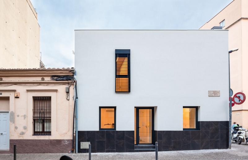 Reforma i ampliació d'un habitatge (Girona)