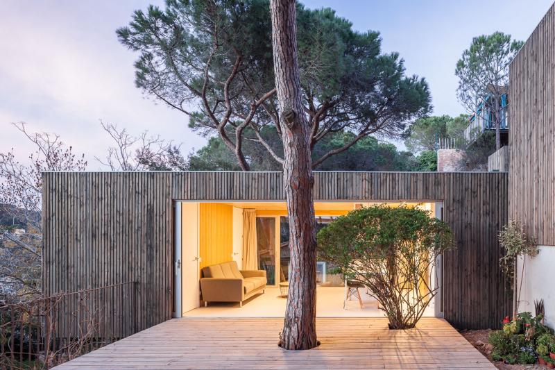 4 apartaments a ressort turístic (S'Agaró)