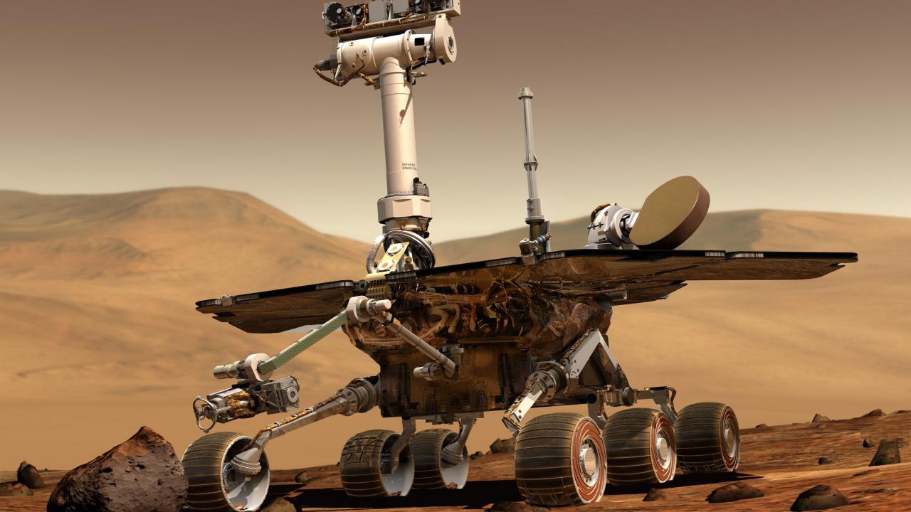 Mariona Badenas, una jove astrofísica catalana que ha viscut com seria estar a Mart