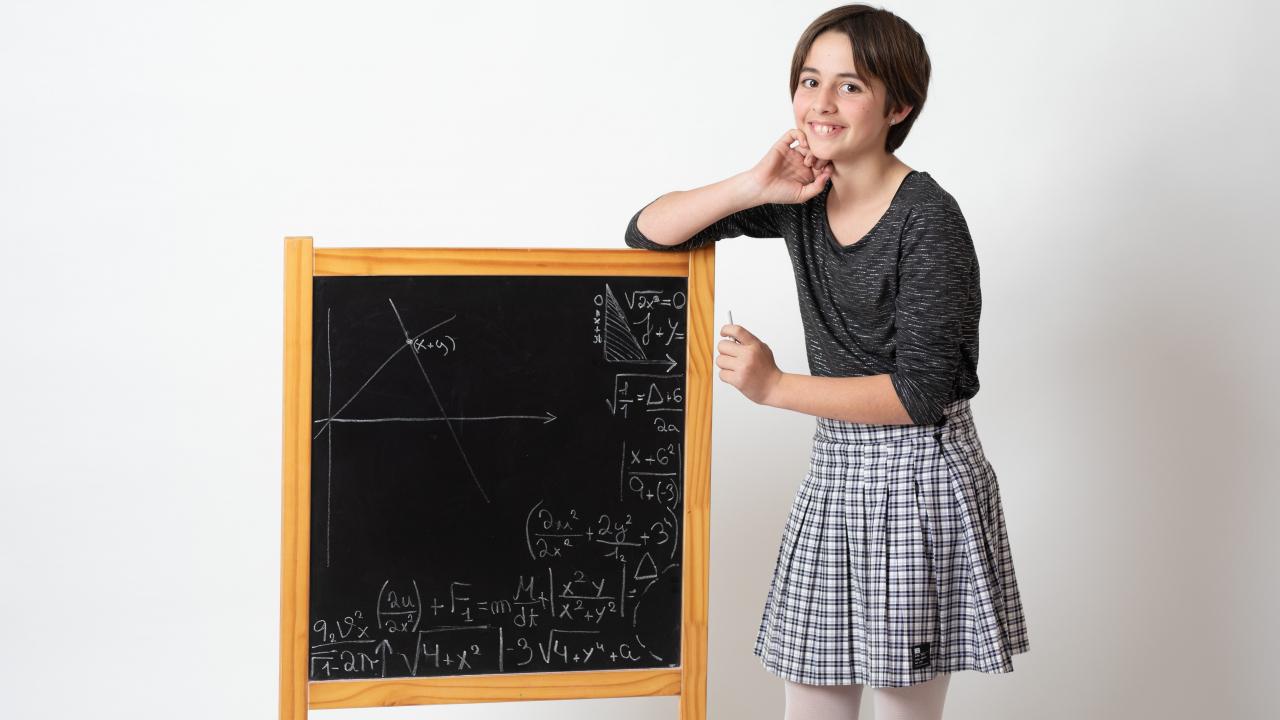 Feliç dia a totes les dones matemàtiques!