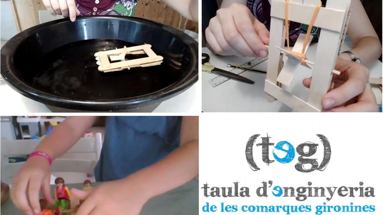 16/7/20: 3a jornada de tallers STEM per a infants de col·legiats/des de la TEG / 3ª jornada de talleres STEM para hij@s de colegiados/as de la TEG