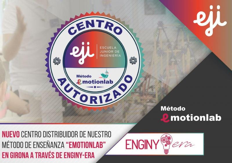 ENGINY-era aconsegueix ser centre autoritzat d'ESCUELA JÚNIOR DE INGENIERÍA / ENGINY-era consigue ser centro autorizado de ESCUELA JÚNIOR DE INGENIERÍA