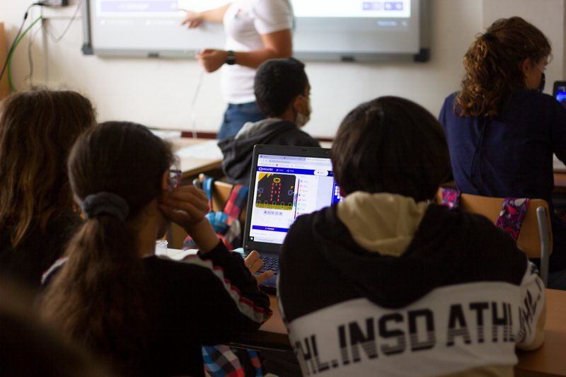 L'institut Nou de Palafrugell ja gaudeix del projecte Steam4Teachers!!! A què esteu esperant per portar-lo al vostre centre escolar?