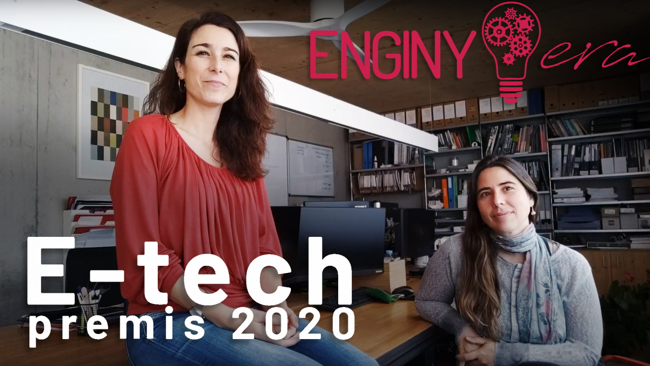 Ep! ENGINY-era és candidata al Premi del públic al millor projecte, producte o servei tecnològic gironí. Ens dones suport amb el teu vot?