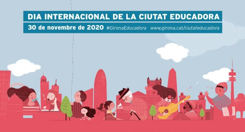 """ENGINY-era és un dels projectes educatius de """"Girona, ciutat educadora"""""""