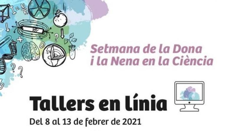 ENGINY-era participa a la Setmana de la nena i la dona en la Ciència fent tallers online subvencionats per l'ajuntament de Girona