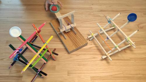Exemples de catapultes amb una mica de dificultat