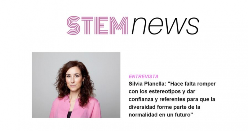 Entrevista de l'STEM WOMEN CONGRESS a Sílvia Planella, fundadora i directora d'ENGINY-era