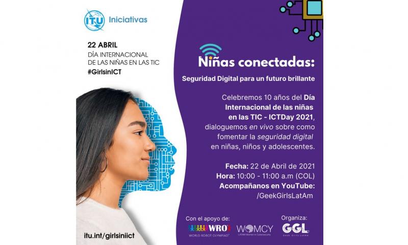 ¿Te gustaría saber más sobre cómo fomentar la seguridad digital en niñ@s y adolescentes? No te pierdas este evento
