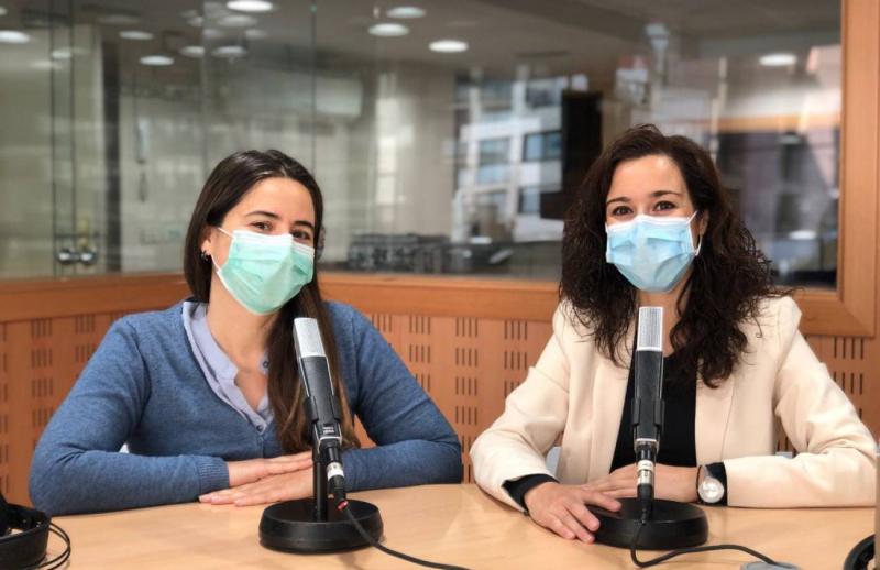 Ja pots escoltar l'entrevista de Ràdio Girona de la Cadena SER a Andrea González i Sílvia Planella, codirectores d'ENGINY-era
