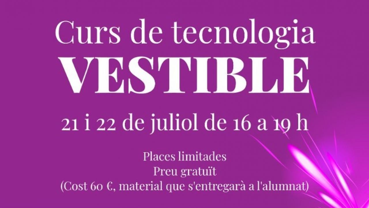 En marxa el primer curs de Vesteix-Tech, una iniciativa de: ENGINY-era + Qstura + UPC! Avança't al futur combinat moda i tecnologia!!!