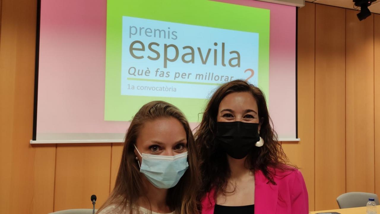 Hem guanyat un dels Premis Espavila de la Fundació Espavila!