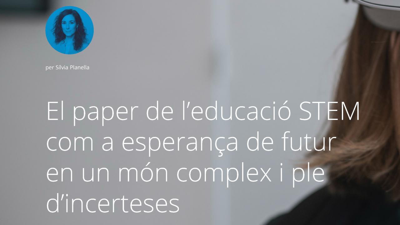 """Article de Sílvia Planella per a la revista """"Diàlegs"""" d'Impuls Educació"""