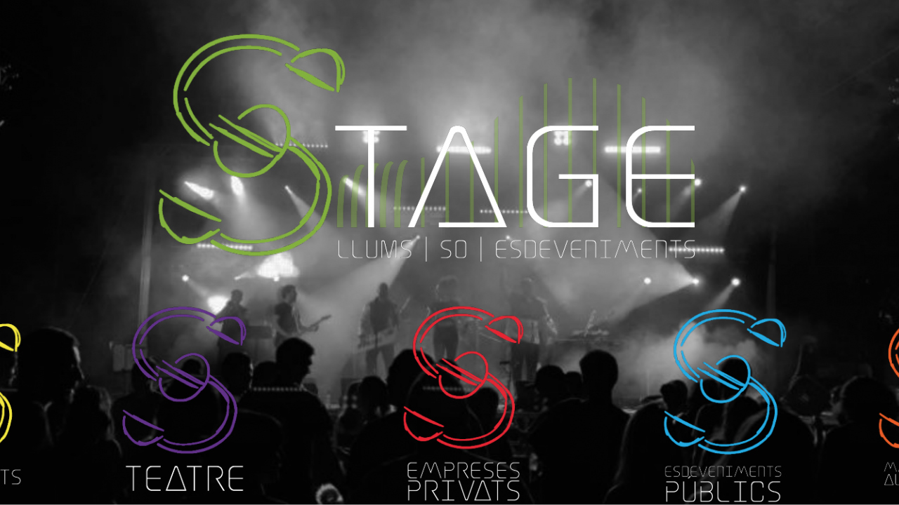 Stage Llums i So