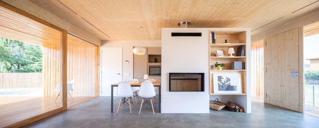 Les Genial Houses també són cases saludables