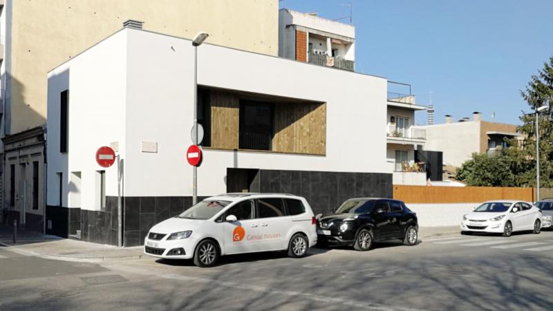 Acabada la remunta i reforma d'una casa