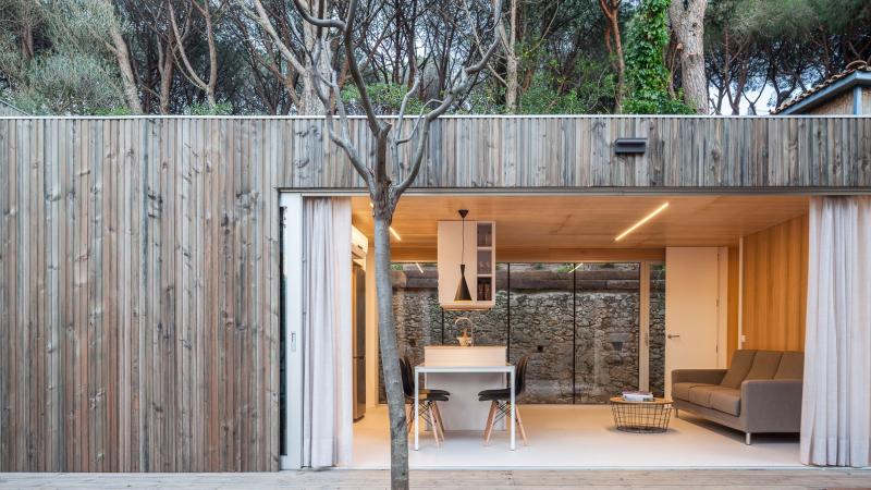 """L'obra """"Bungalove"""" de Genial Houses® seleccionada en la XVI edició dels Premis Catalunya Construcció"""
