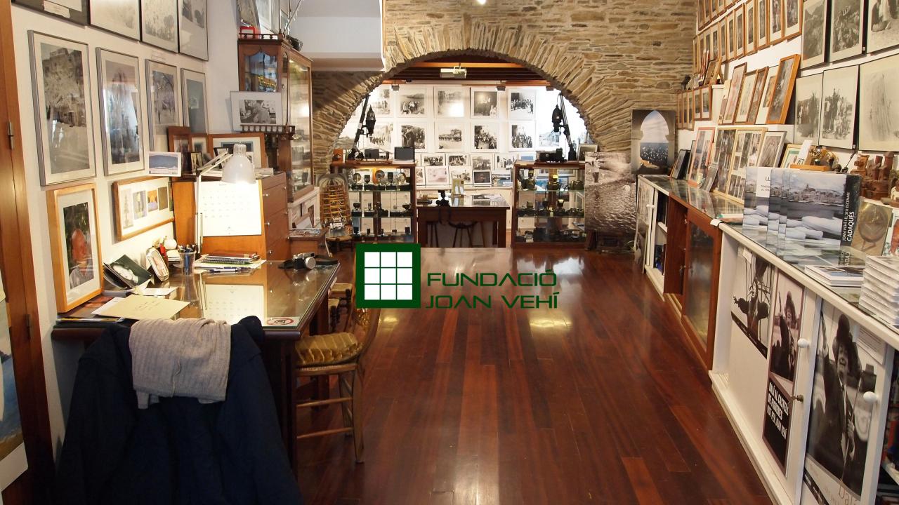 Seu de la Fundació Joan Vehí a Cadaqués