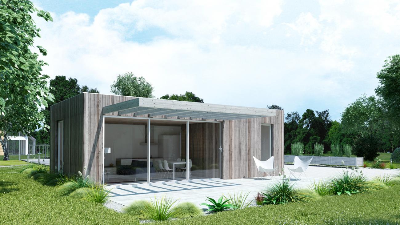 Nou projecte d'una #minicasa Genial Houses