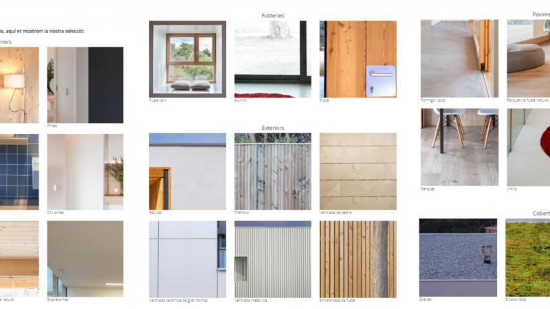 Quins acabats interiors i exteriors poden tenir les cases Genial Houses? / ¿Qué acabados interiores y exteriores pueden tener las casas Genial Houses?
