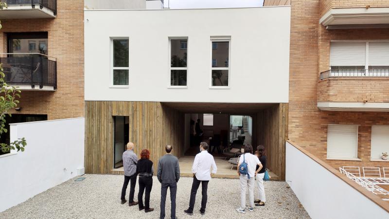 Èxit en les portes obertes de la nova casa acabada de Genial Houses.