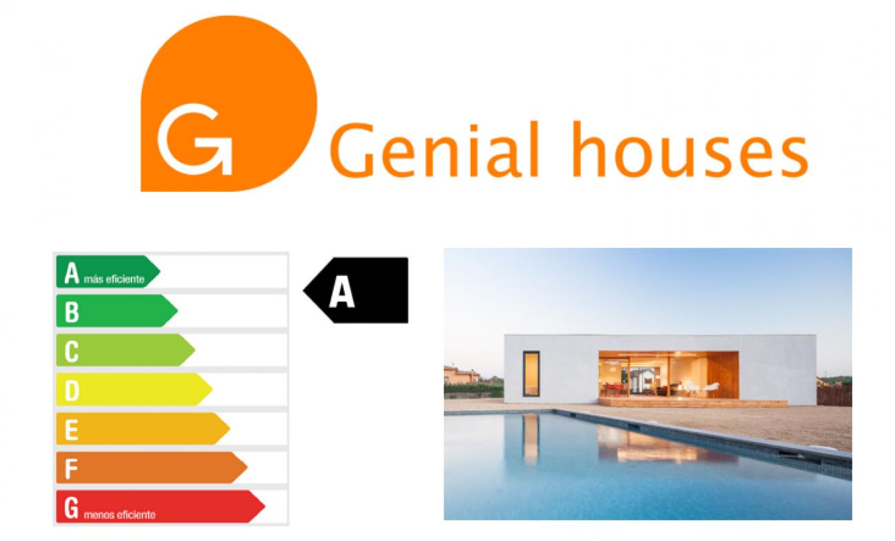Avui celebrem el Dia Internacional de l'Estalvi d'Energia, contribuint des de Genial Houses amb la construcció d'habitatges sostenibles i eficients.
