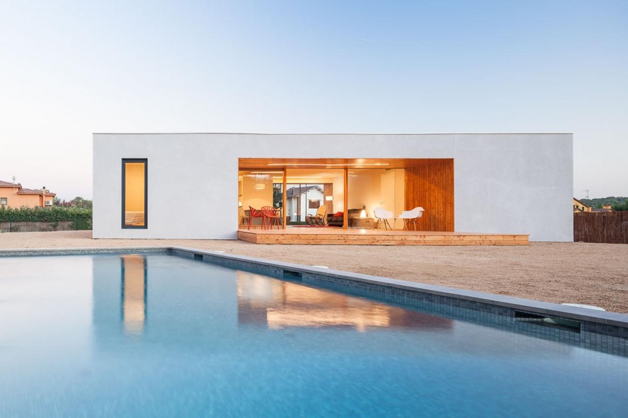 Ja està feta la casa Genial Houses model H a Palautordera