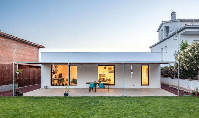 Nova casa Genial Houses® acabada