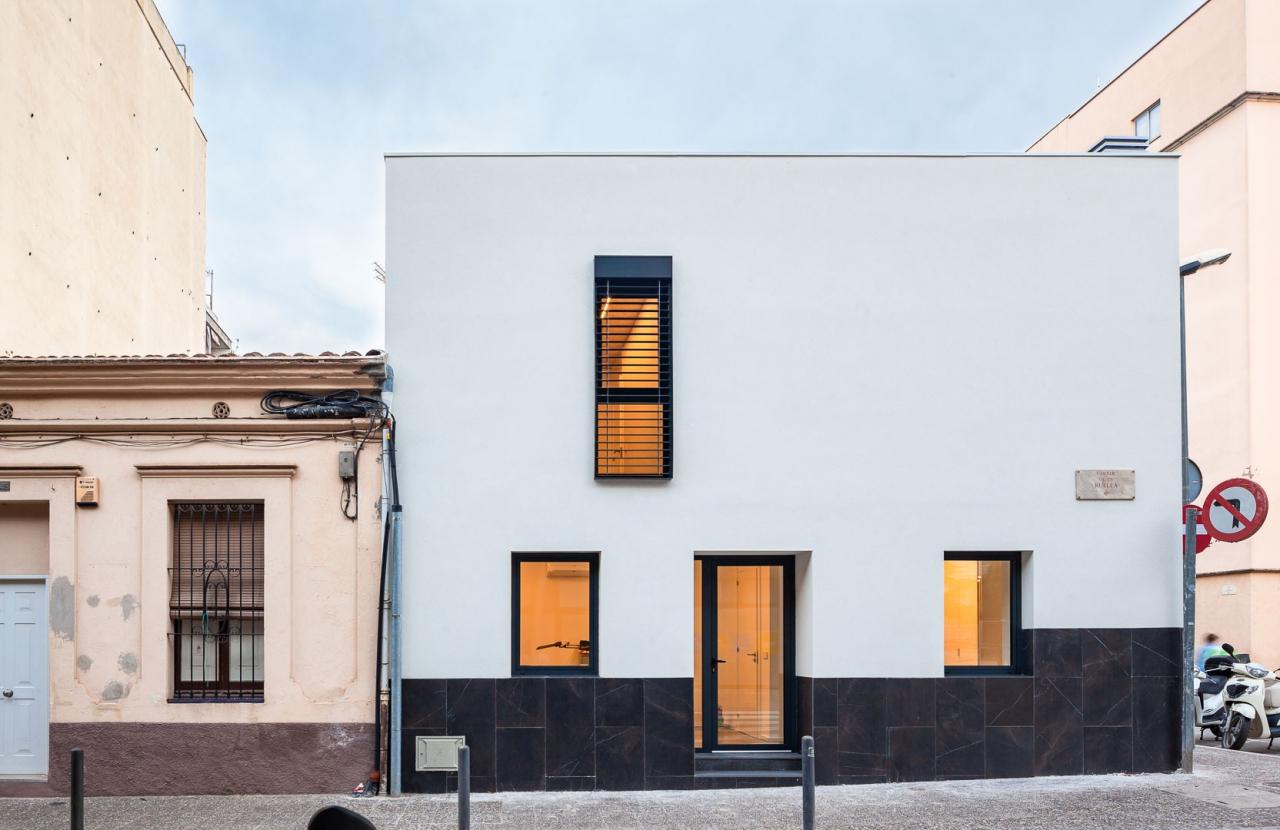 Remunta i ampliació d'una casa Genial Houses®