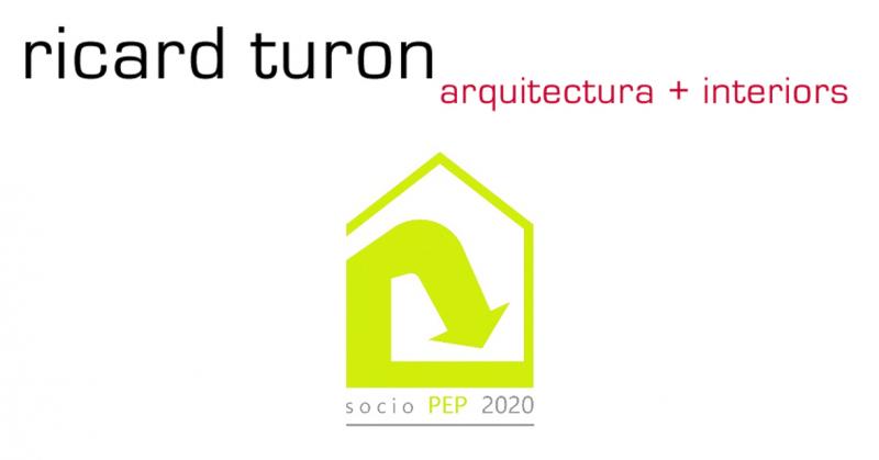 Ricard Turon Estudi d'Arquitectura és soci de #PEP (Plataforma de Edificación Passivhaus)