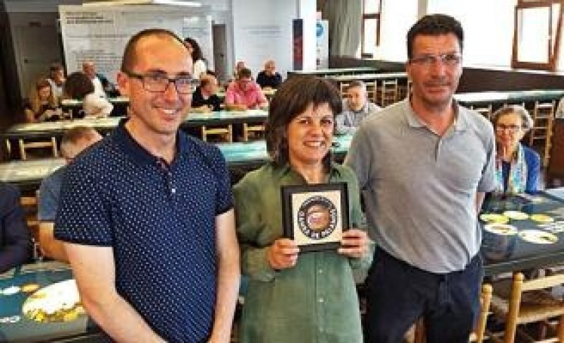 Carme Picas, la primera cuinera «ambaixadora Gamba de Palamós»
