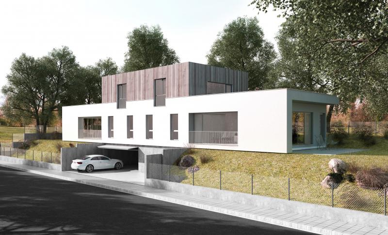 Nova promoció de 2 cases aparellades a Flaçà. No perdis l'oportunitat!!! Contacta'ns i te n'informarem!