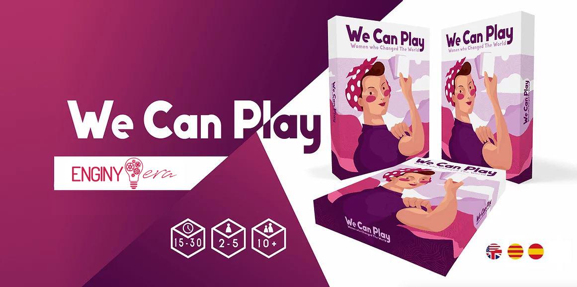 """5. COL·LABORACIONS - 1. Joc de cartes We Can Play"""""""