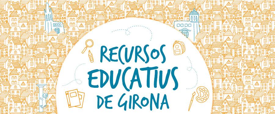"""4. PARTICIPACIÓ EN PROJECTES - 3. Recursos Educatius a Girona"""""""