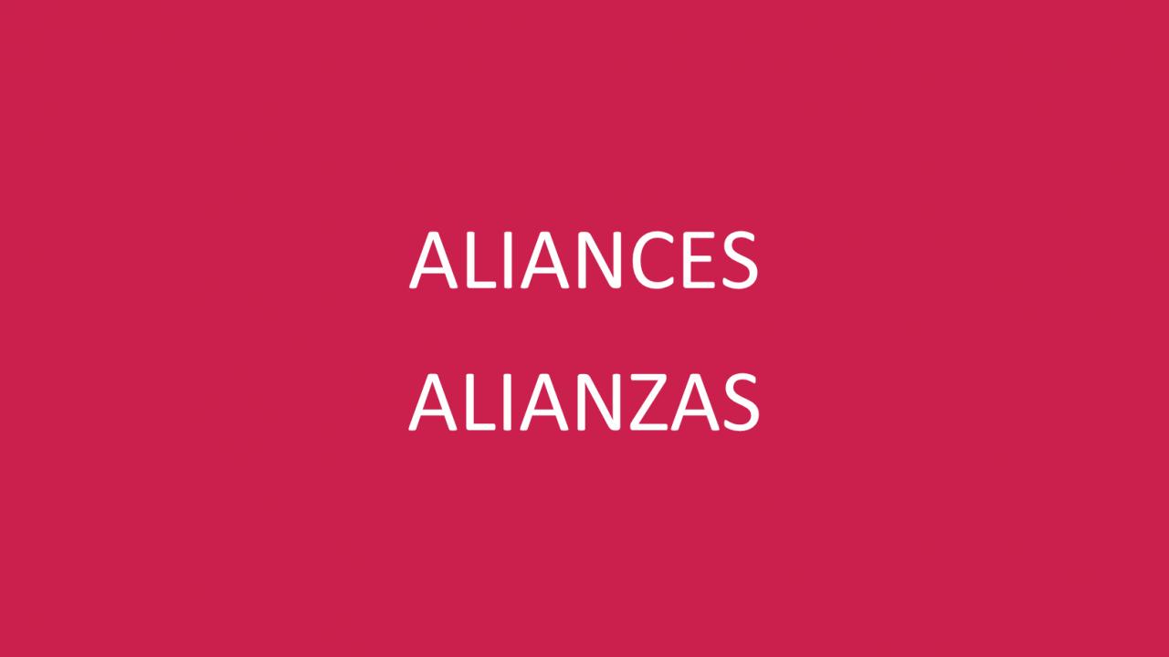 ALIANCES