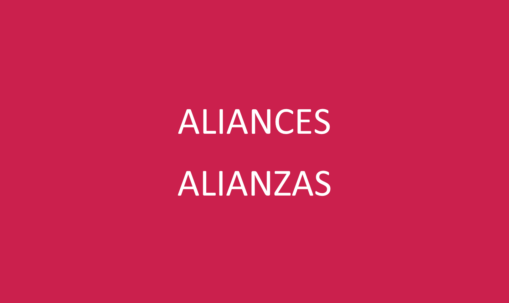 """2. ALIANCES"""""""