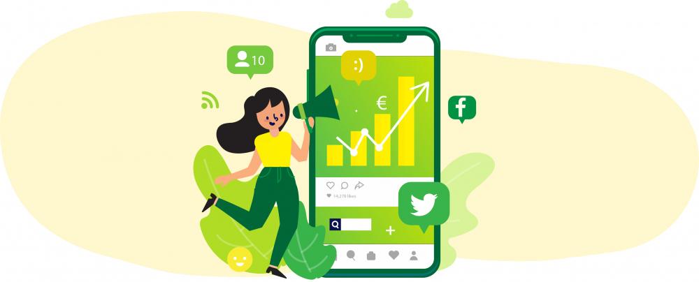 """Bot"" redes sociales ecológico"""