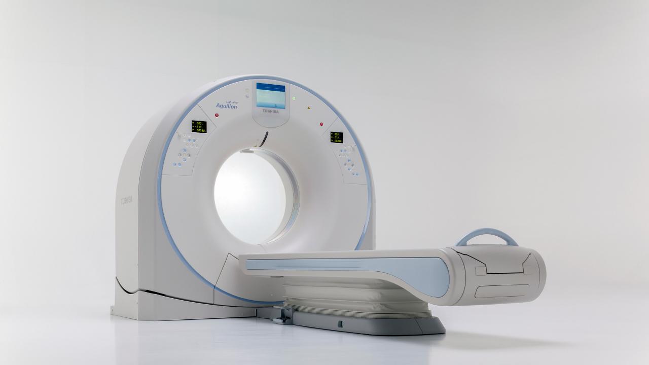 Tomografía Computarizada (TC) con Inteligencia artificial
