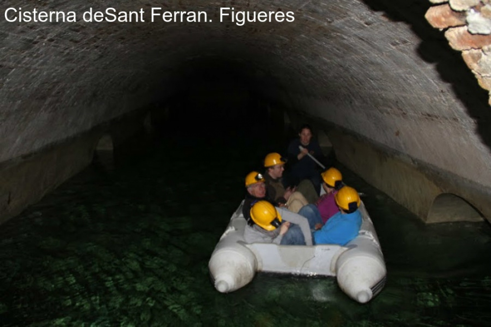 """CASTELL DE SANT FERRAN. FIGUERES"""""""