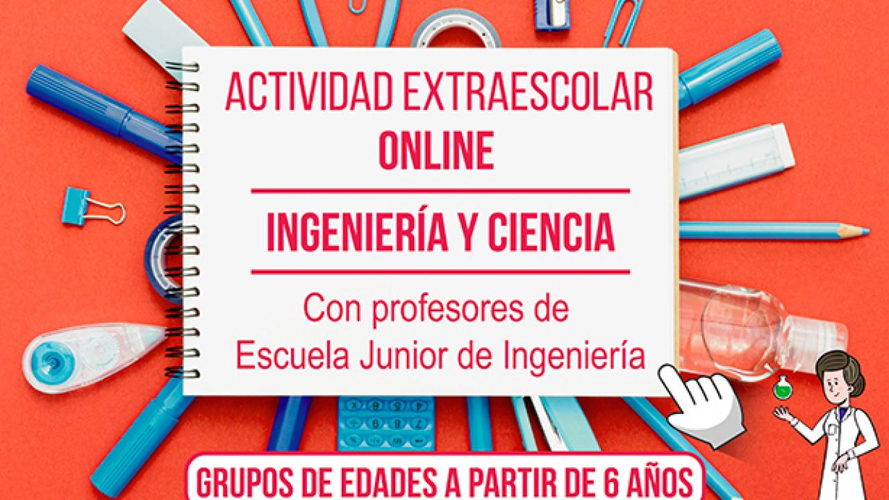 """2.5. ACTIVITATS_Extraescolar Enginyeria & Ciència"""""""