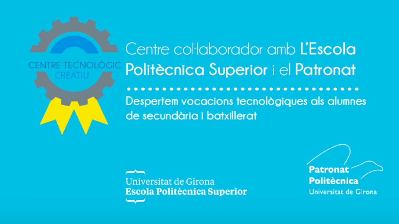 CENTRE EDUCATIU COL·LABORADOR DEL PATRONAT D'EPS DE LA UdG